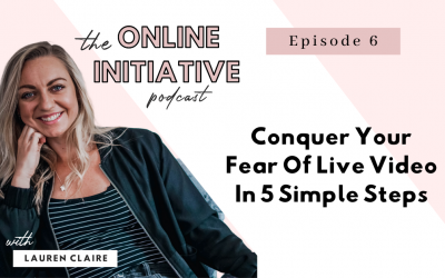 Finally Conquer Your Fear Of Live Video